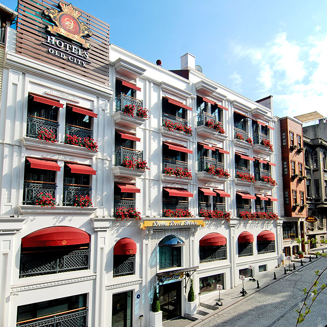 Dosso Dossi Hotels Oldcity